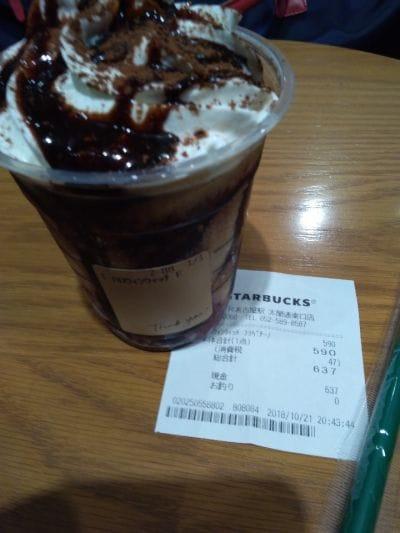 スターバックス JR名古屋駅 太閤通南口店