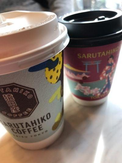 猿田彦珈琲 と ティキタカ アイスクリーム のお店
