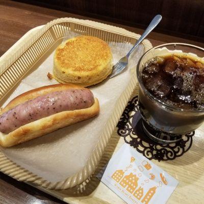 ベーカリーカフェ・クラウン 立川店