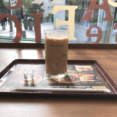 カフェ・ド・クリエ 市ヶ谷東店