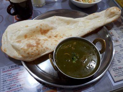 ネパールインド料理 サティ 錦糸町店 (SATHI)