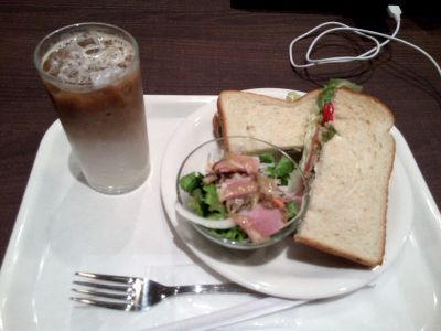 ベックスコーヒーショップ 信濃町店