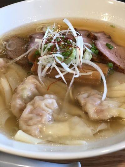 豚骨清湯 自家製麺かつら