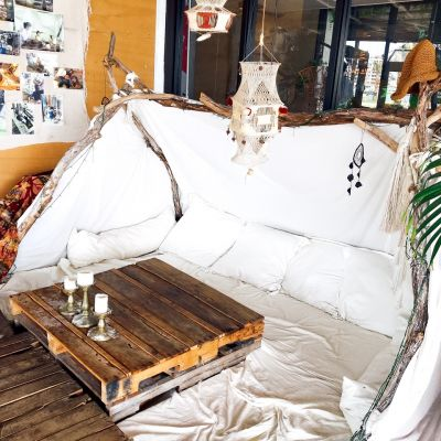 ザ ジャングリア カフェ アンド レストラン