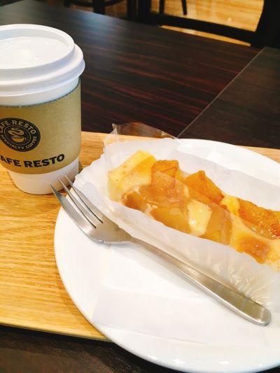 CAFE RESTOの口コミ