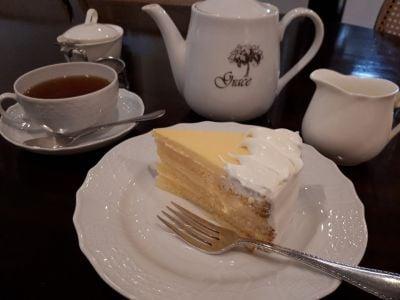 Tea & Cake Grace (ティーアンドケーキ グレース)の口コミ