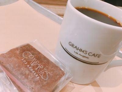 GrahmsCafe グラムズカフェ 北千住