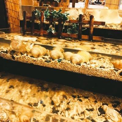 海鮮魚海岸 魚魚万 美里店