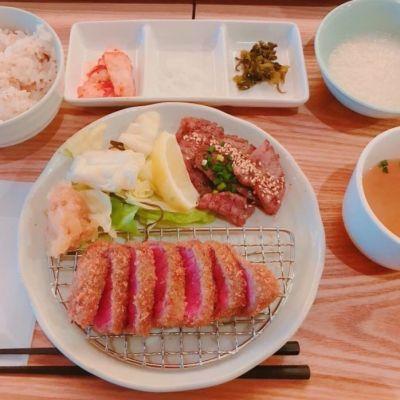 焼タン・牛かつ よつば亭 近鉄百貨店四日市店
