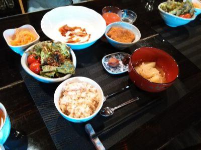 玄米菜食キッチンとホルミシスサロン 向日葵