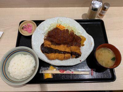 みそかつ 矢場とん 岡崎サービスエリア店