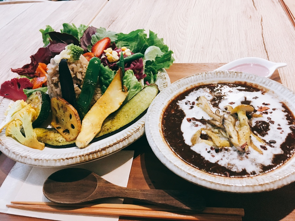 ベジカフェ/沖縄県糸満市Detox cafe felicidad(デトックスカフェ フェリシダード)の口コミ