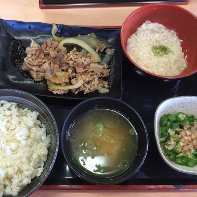吉野家 1号線甲賀水口店