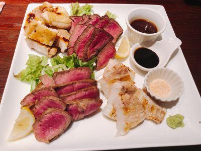 肉料理&寿司酒場MANRUI 四谷店の口コミ