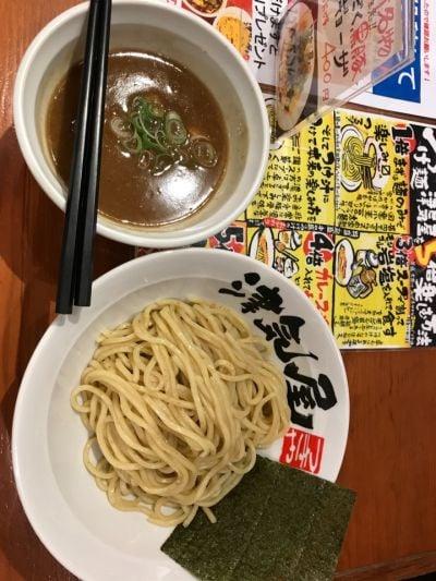 つけ麺津気屋西川口店の口コミ