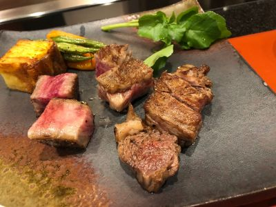 ステーキ&ワイン ぼたん亭