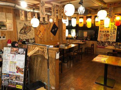 浜焼太郎 大和八木店