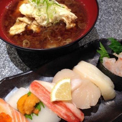 寿司丸忠 近鉄津駅店