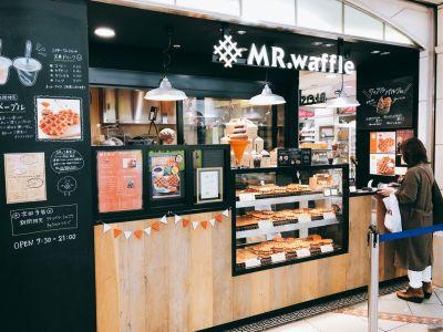 Mr.waffle エチカ池袋店