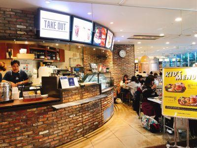 J.S.BURGERS CAFE ルミネ池袋店