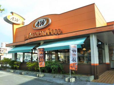 A&W 糸満店の口コミ