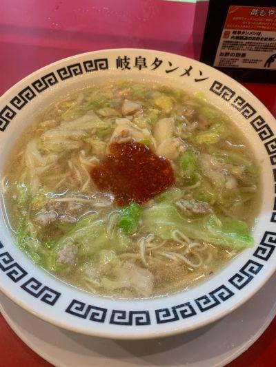 岐阜タンメン 長久手店