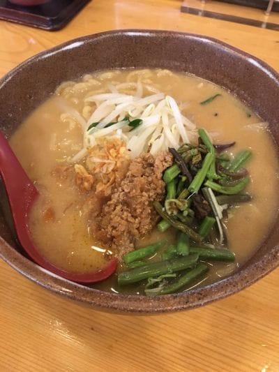麺場田所商店 中原店