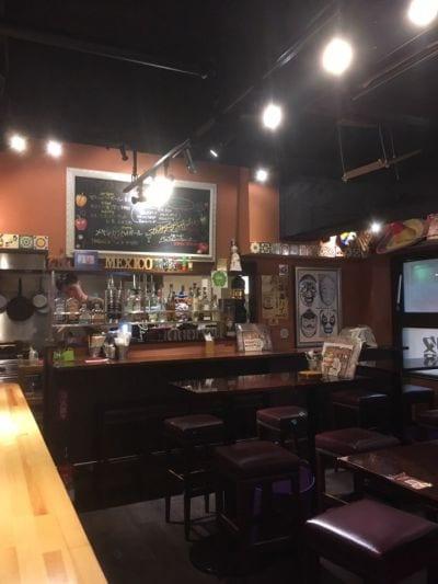 メキシカンバル タコリブレ 横浜駅前店