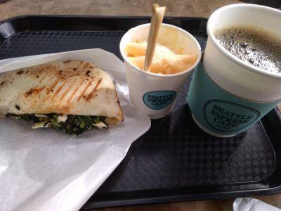 シアトルエクスプレスカフェ 名古屋大学NIC店