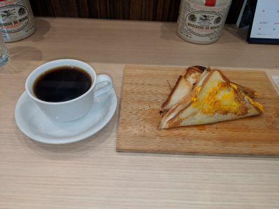 トラべランドカフェ スグエ
