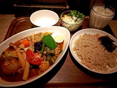 カレー食堂 心 ヨドバシAkiba店の口コミ