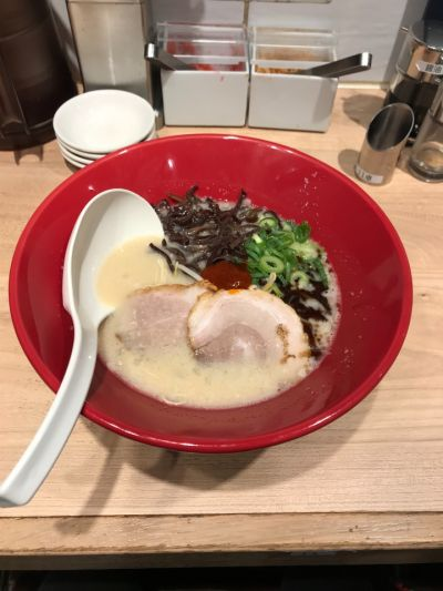 一風堂 名古屋驛麺通り