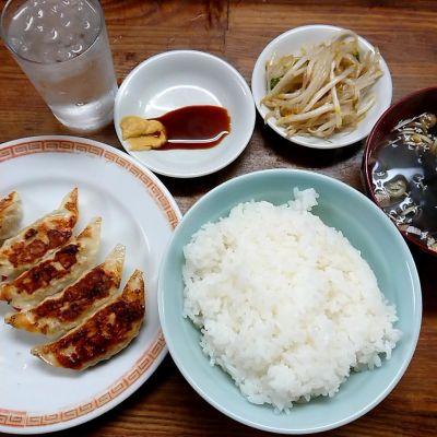 亀戸餃子 錦糸町店の口コミ