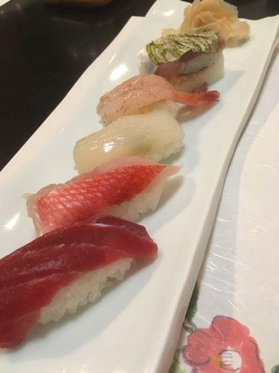 寿司割烹 かね清 古町本店