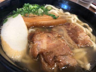 沖縄そば もとぶ熟成麺の口コミ