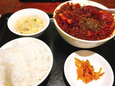 刀削麺 張家 麹町店