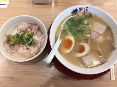 ラーメン横綱 桂五条店の口コミ