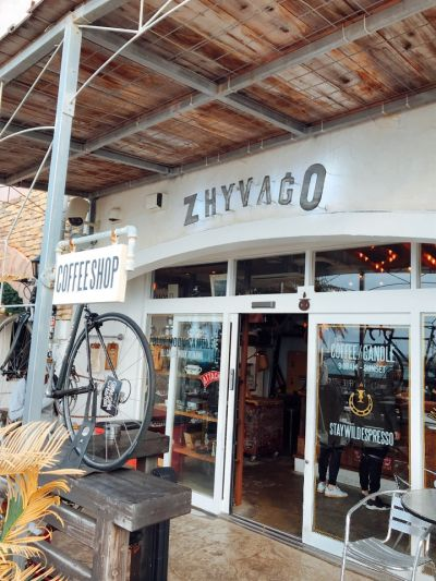 ZHYVAGO COFFEE WORKS OKINAWAの口コミ