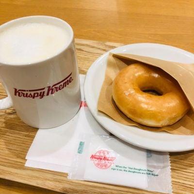 クリスピークリームドーナツ 有楽町イトシア店