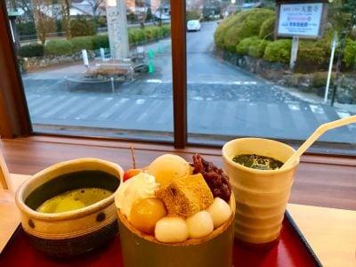 嵯峨とうふ 稲 本店