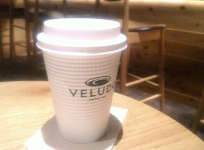 VELUDO COFFEE-KAN 渋谷店