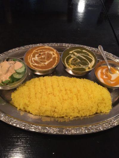 インド&ネパール料理&バー sargam 湯島店
