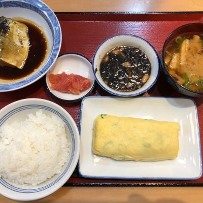 まいどおおきに食堂 奈良桜井食堂