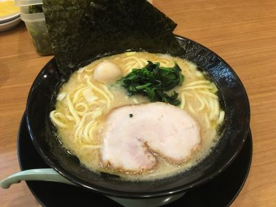 横浜家系ラーメン 町田商店美原黒山店