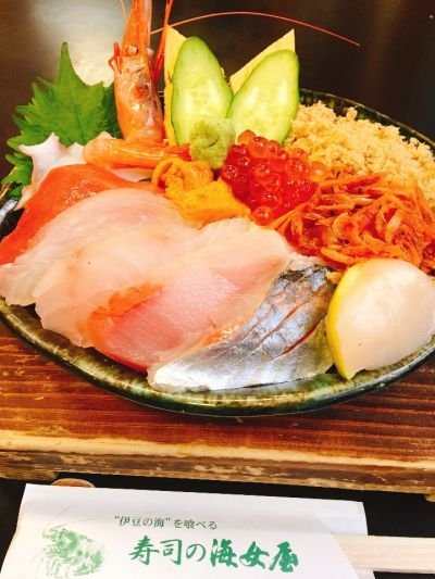 寿司の海女屋