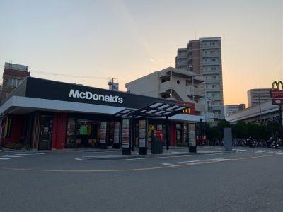 マクドナルド 2号線七宮店