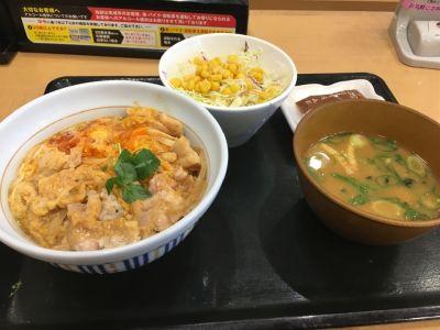 なか卯 中央環状堺店