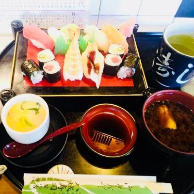八城寿司 笹川店