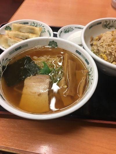 日高屋 本郷三丁目店