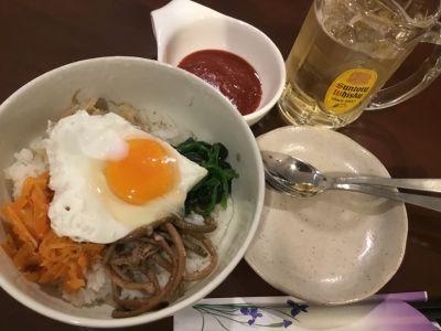 韓国料理 Mr.金
